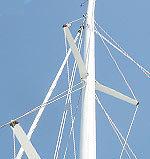 topclimber mast climber: stays